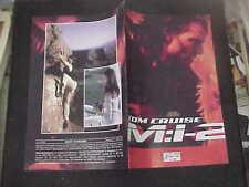 MISSION IMPOSSIBLE II, orig 12pg Austrian Film program [Tom Cruise] - NFK 464