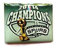 SAN ANTONIO SPURS 2014 NBA CHAMPS PIN