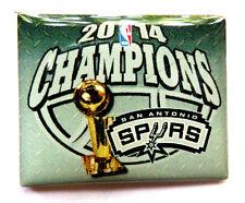 SAN ANTONIO SPURS 2014 NBA CHAMPS PIN