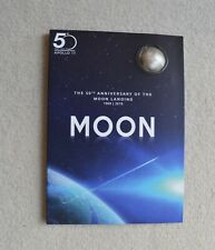 More details for 50th anniversary 1969-2009 apollo 11 mission moon landing coin set