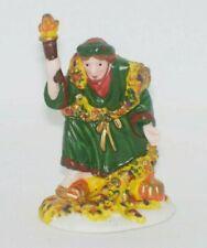 Dept 56 Heritage Village Christmas Carol Spirits Christmas Present Figurine B7