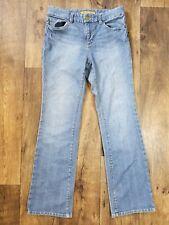 Seven 7 Premium Denim Womens Medium Wash Blue Denim Jeans Boot Cut Size 8 EUC