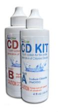 Chlorine Dioxide Water Treatment Purification - 2 Part Liquid A & B (4 oz each)