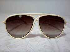 NWT Tom Ford Italy FT206 100% UV Protection Sunglasses, Ivory