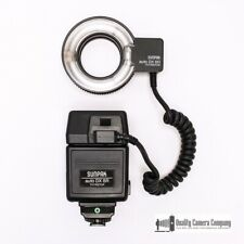 Sunpak DX 8R Auto Ringflash with CA-2D for Canon A Series Cameras