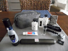 Emirates Business Class Bvlgari Amenity kit washbag Trousse neceser neceser