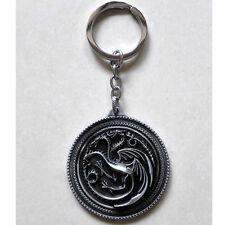 Llavero Réplica Casa Targaryen Key Chain House Targaryen