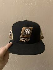 Used Phoenix Suns Fitted Desert Storm Camo New Era Hat 7 1/2