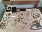 Job Lot Of Jewellery Various Items Rings Bracelets Necklaces Etc Lo2