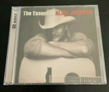 Alan Jackson - The Essential Alan Jackson - NEW 2CD - Free Postage