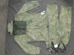 6SH122 Tarnanzug Scharfschütze,russische Zifra  XL REVERSIBLE CAMO SUIT