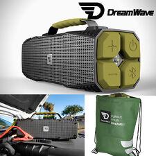 Dreamwave SURVIVOR Outdoor 30W Bluetooth Speaker + Car Jump Starter Flashlight
