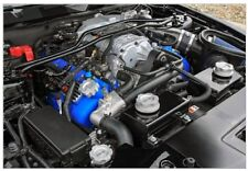 2007-2014 Ford Mustang Cobra Shelby GT500 6 PC. Billet Aluminum Engine Cap Set