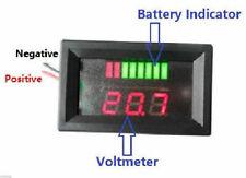 36V Lead Battery Charge Meter,Battery Indicator,EZGO Club Car Yamaha Golf Cart