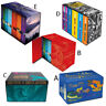 The Complete Harry Potter Collection 7 Books Box Set Pack by J. K. Rowling NEW