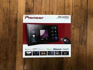 Pioneer DMH-2600NEX Head Unit   CarPlay, Android, Alexa, iDataLink, BT, Sirius