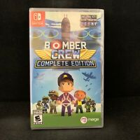 Bomber Crew Complete Edition (Nintendo Switch) BRAND NEW / Region Free