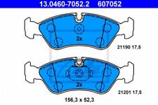 Bremsbelagsatz, Scheibenbremse für Bremsanlage Vorderachse ATE 13.0460-7052.2