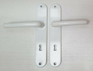Poignées de porte aluminium