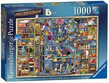 Jigsaw Puzzle génial ALPHABET B Famille Enfants Jeu Jouet Fun 1000 Pièce