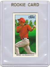 LP~RC~MIKE TROUT 2010 TriStar Obak National_Mini ROOKIE CARD~10~MVP~ROY~ALL-STAR