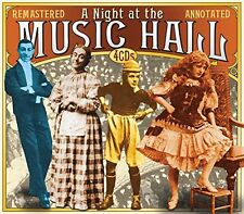 A Night At The Music Hall [CD]