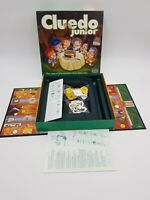 Cluedo Junior - The Case of the Missing Chocolate Cake by Hasbro *COMPLETE*