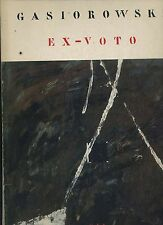 GASIOROWSKI - EX - VOTO
