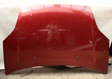 Ford Fiesta V 1.4 TDCI 2002 Motorhaube Motor Haube Rot 2472