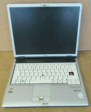 Fujitsu Siemens Lifebook S7110 Laptop Intel Core 2 Duo @ 1.66 GHz No Ram No HDD