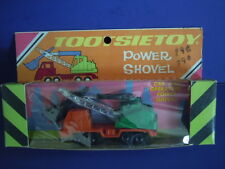 SUPER RARE NEW IN PACKAGE VINTAGE TOOTSIETOY CAB WITH OPERATING POWER SHOVEL L1