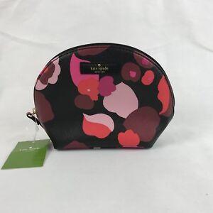 Kate Spade Clutch Pouch Laurel Way Printed  Zip Top Bag Keri Floral