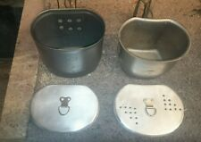 Handmade Metal Crusader Cup Lid/bushcraft/survival/prepper/camping/militaria