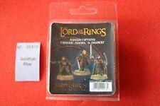 Games Workshop Lord Of The Rings Ranger Captains Faramir Madril & Damrod Metal
