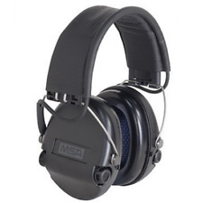MSA Safety Sordin Supreme Pro casque antibruit avec entrée AUX