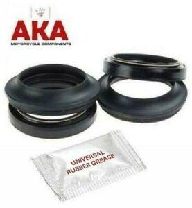 Fork Oil seals & Dust seals + grease fits SUZUKI GSXR750 Y K1 K2 K3 K4 K5 00-05