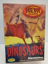 AURORA DINOSAURS Pteranodon Model Kit #6005 Snap-Together Limited Edition