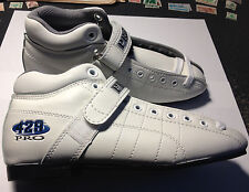 Pacer 429W Speed/Jam Boots Size 6 White Only New In Box With Laces
