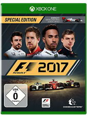 XBOX ONE - F1 Formula 2017 - Special Edition (Microsoft) Spiel in OVP