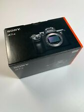 Sony a7RIII RETAIL BOX ONLY
