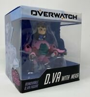 NEW Overwatch D.VA with MeKa Blizzard Cute But Deadly SDCC 2018 Exclusive Figure