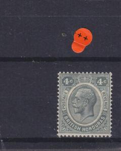 British Honduras KGV SG 130 Cat £22.00 Mounted Mint