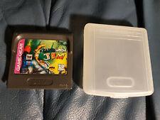 Earthworm Jim (Sega Game Gear) Cartridge & Plastic Case