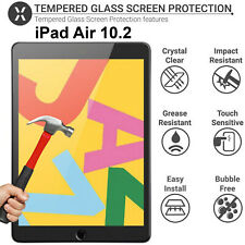 Full 9H Tempered Glass & 4H PET Apple iPad 10.2 inch 7th Gen Screen Protector