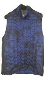 Nike Tech Pack Aeroloft Vest/ Jacket Men's Size L BV5699-470 Blue/ Black- 2 PC