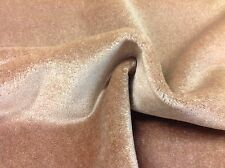 Plush Pile Teddy Mohair Honey Color Upholstery Fabric 4.40 yds $1760 VALUE