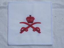 Army Physical Training Corps, Vest Badge,Abzeichen für T-Shirt, 110x110mm