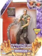 "Terminator Salvation Movie  10"" Marcus & Hydrobot Playmates New 2009"
