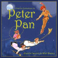 CD Peter Pan - d'après l'oeuvre de Walt Disney