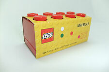 Nuevo LEGO Mini Caja 8 ROJA